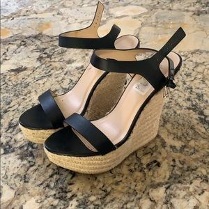 Charlotte Russe wedges*